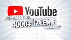 Ben, Youtube videonuza 4000 ile 4500 arası izleme gönderirim.