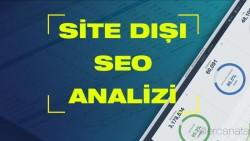 Ben, site dışı seo ve backlink rakip analizini gerçekleştiririm.